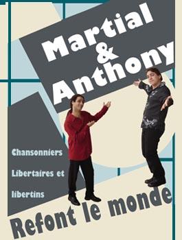 Martial et Anthony sur annuaire de Bunny